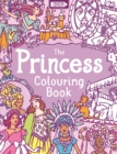 The Princess Colouring Book - Book