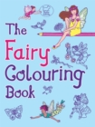 The Fairy Colouring Book - Book