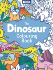 The Dinosaur Colouring Book - Book