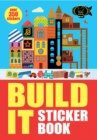 Build It : Sticker Book - Book