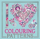 I Heart Colouring Patterns - Book