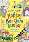 Holiday Boredom Buster - Book
