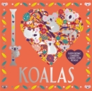 I Heart Koalas - Book