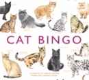 Cat Bingo - Book