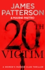20th Victim : (Women's Murder Club 20) - Book
