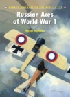 Russian Aces of World War 1 - Book