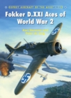 Fokker D.XXI Aces of World War 2 - eBook