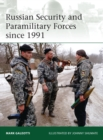 Russian Security and Paramilitary Forces since 1991 - eBook