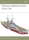 German Battlecruisers 1914 18 - eBook