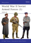 World War II Soviet Armed Forces (1) : 1939 41 - eBook