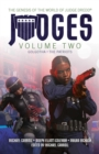 JUDGES Volume Two : Golgotha, Psyche & The Patriots - Book