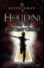 Houdini and the Five Cent Circus - Book