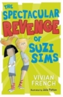 The Spectacular Revenge of Suzi Sims - Book