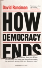 How Democracy Ends - Book