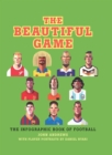 The Beautiful Game : The infographic book of football - Book