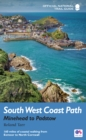South West Coast Path: Minehead to Padstow : National Trail Guide - Book