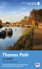 Thames Path in London : From Hampton Court to Crayford Ness: 50 miles of historic riverside walk - Book