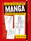 You Will be Able to Draw Manga by the End of this Book - Book