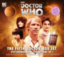 The Fifth Doctor Box Set - Book
