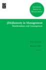 (Dis)honesty in Management : Manifestations and Consequences - Book