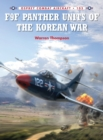 F9F Panther Units of the Korean War - Book