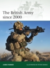 The British Army since 2000 - Book