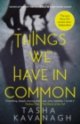 Things We Have in Common - eBook