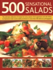 500 Best-Ever Salads : Recipes for every kind of salad from delicious appetizers and side dishes to impressive main courses, with meat, fish and vegetarian options, and over 500 colour photographs - Book
