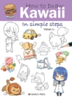 How to Draw: Kawaii : In Simple Steps - Book