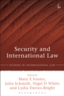 Security and International Law - eBook