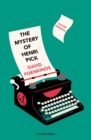 The Mystery of Henri Pick - eBook
