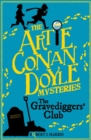 Artie Conan Doyle and the Gravediggers' Club - Book