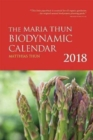 The Maria Thun Biodynamic Calendar : 2018 - Book