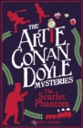 Artie Conan Doyle and the Scarlet Phantom - Book