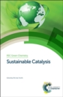 Sustainable Catalysis Set - Book