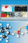 Molymod MMS-072 : Molecular Set for Inorganic & Organic Chemistry, 72 Atoms - Book