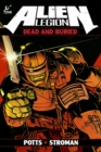 Alien Legion - Dead and Buried - Book