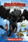 DreamWorks' Dragons : Dangers of the Deep (How to Train Your Dragon TV) Volume 2 - Book