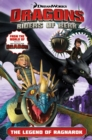 Dreamworks' Dragons: Riders of Berk : The Legend of Ragnarok (How to Train Your Dragon TV) Volume 5 - Book