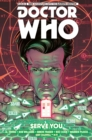 Doctor Who: The Eleventh Doctor Vol. 2: Serve You - Book