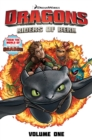 Dragons Riders of Berk - Volume 1 : Dragons Down & Dangers of the Deep - Book