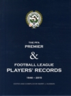 PFA Player's Records 1946-2015 - Book