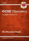 Grade 9-1 GCSE Chemistry: AQA Revision Guide with Online Edition - Higher - Book