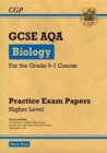 Grade 9-1 GCSE Biology AQA Practice Papers: Higher Pack 2 - Book