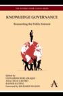 Knowledge Governance : Reasserting the Public Interest - Book