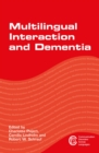 Multilingual Interaction and Dementia - eBook
