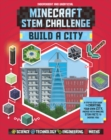 Minecraft STEM Challenge: Build a City - Book