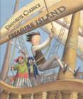 Favourite Classics: Treasure Island : An Illustrated Adventure on the High Seas - eBook