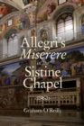 `Allegri`s Miserere` in the Sistine Chapel - Book
