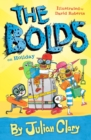 The Bolds on Holiday - Book